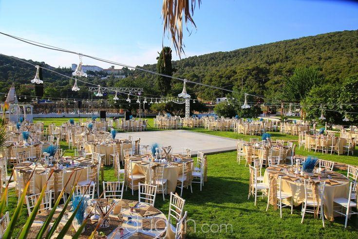 Ada Beach Club - İstanbul Kır Düğünü