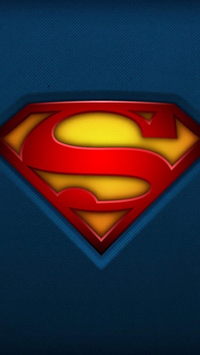 Superman IPhone 5 Wallpaper