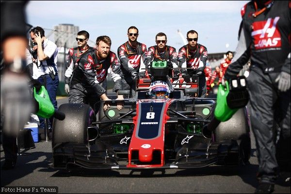 Haas sente che il motore Ferrari potrebbe essere migliore del Mercedes