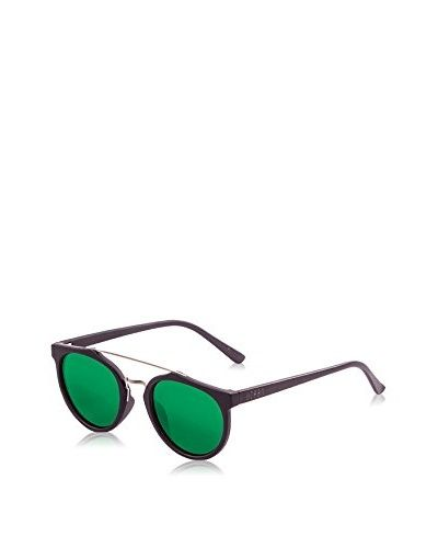 Ocean Ski Sonnenbrille Polarized Classic I (52 mm) schwarz matt ()