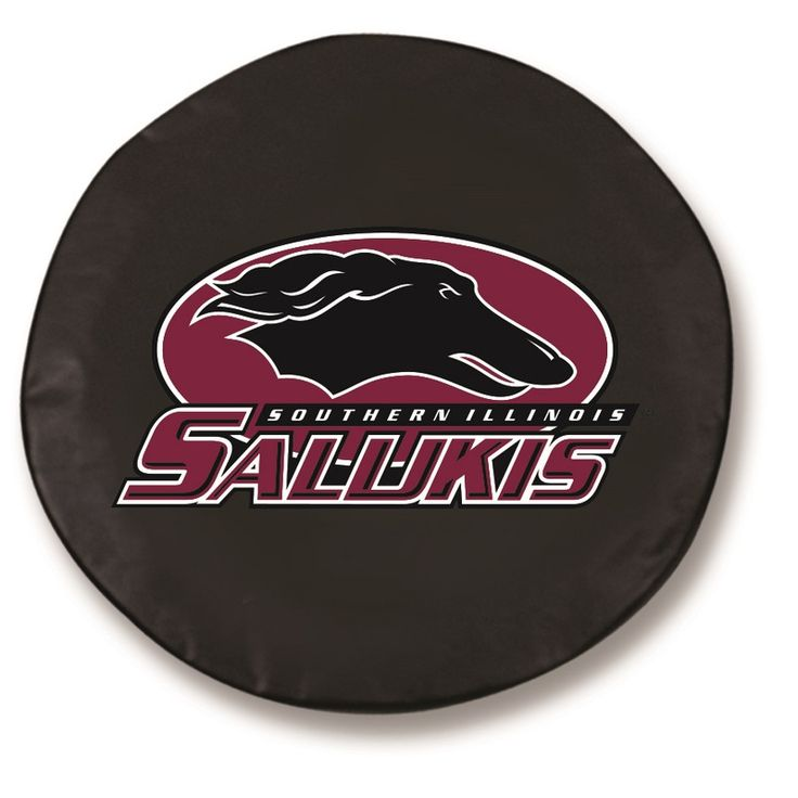 Southern Illinois Salukis Tire Cover | NCAA Southern Illinois Salukis