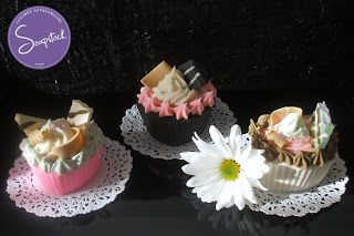Soapstock Jabones Artesanales: Mini-Tortas de Jabón !!!