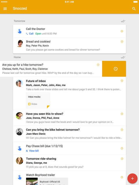 Google's Inbox App for iOS is Now Open to Everyone, No Invite Required