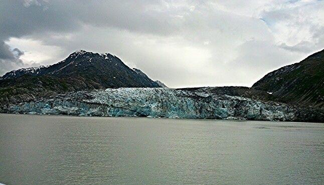 mytripadvice: Alaska Lamplugh Glacier