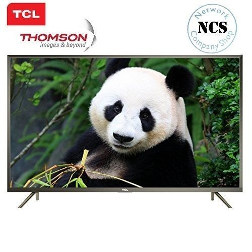 TCL Thomson U49P6046 TV LED 49'' 4K Ultra HD DVB-C,DVB-S2,DVB-T2 Smart Android