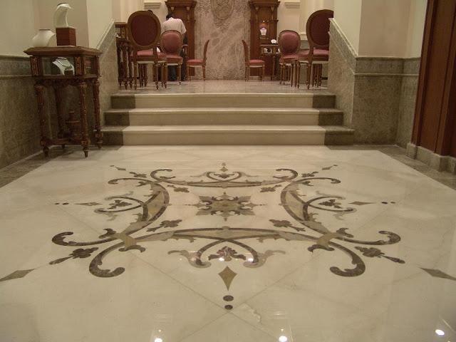 Vitrified Tiles Flooring