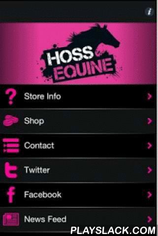 Hossequine  Android App - playslack.com , We exist solely to serve our community, helping you find the right products & solutions - so you can make the most of every minute with your horse.Our crack team of Equine Specialists are BHS qualified, with real-world experience to share. But most importantly, we fill our team with lovely folk who WANT to help, and will always be pleased to see you!Put Hossequine in you pocket!Shop NewShop Pre OwnedLatest NewsJoin