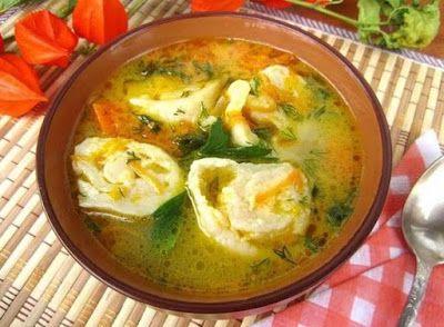Шустрый повар.: Топ -9 Вкуснеших горячих первых блюд