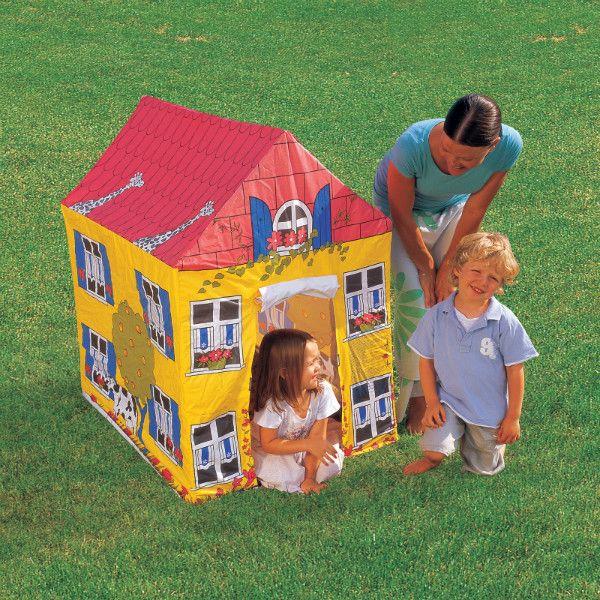 Setiap anak ingin bermain rumah-rumahan! jadi kami memiliki mainan yang cocok untuk mereka. The Bestway Cottage kemah bermain rumah-rumahan sangat cocok untuk anak usia 3-10 tahun yang merasa hanya sedikit membosankan bila hanya bermain di rumah #tokomainan