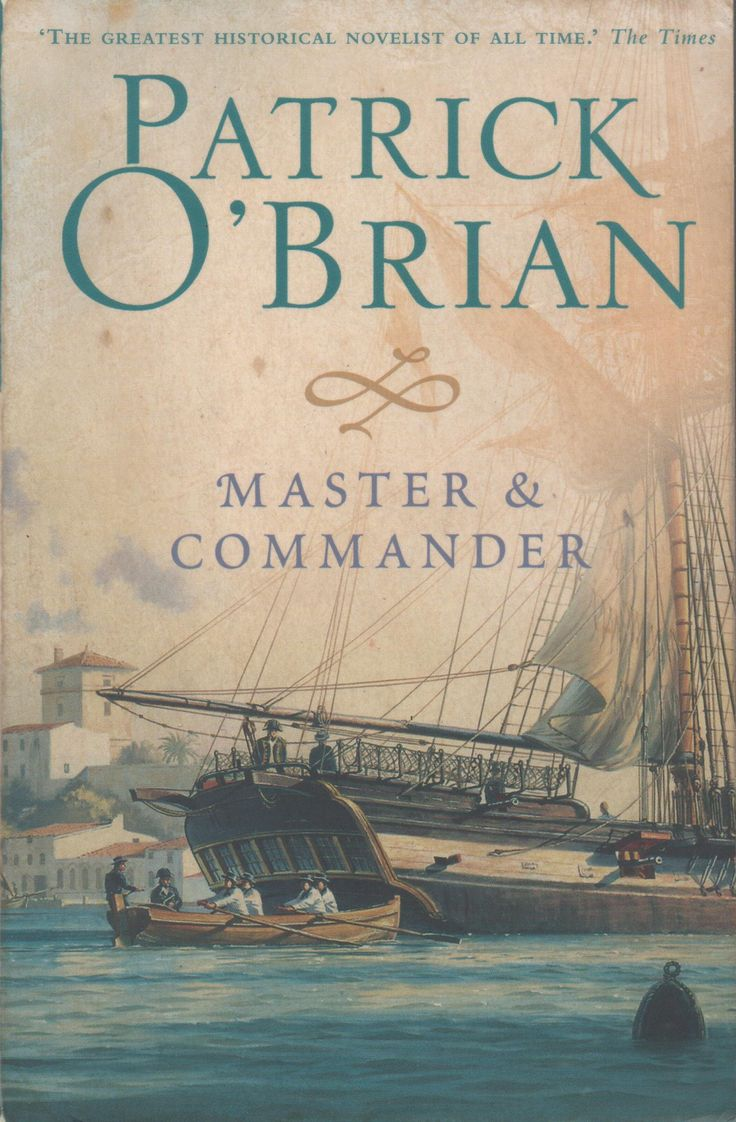 Master and Commander by Patrick O'Brian (1970)