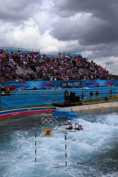 Etienne Stott - Olympics Day 6 - Canoe Slalom