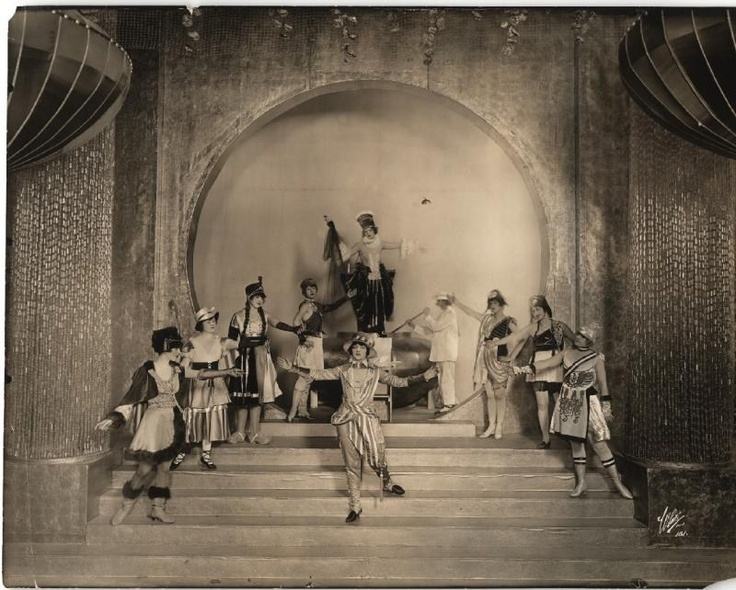 Ziegfeld Follies In 1920 – HD Wallpapers