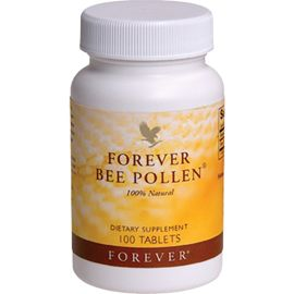 FOREVER BEE POLLEN Il polline è la polvere fecondatrice dei fiori. Le api lo estraggono e lo depositano nell'alveare per utilizzarlo come cibo. Senza il polline non esisterebbero le piante, gli alberi o i fiori...e persino noi ne abbiamo bisogno! Il nostro polline viene raccolto in contenitori di acciaio inossidabile brevettati. È completamente naturale, non contiene né conservanti né aromi o coloranti artificiali. Il polline d'api offre un'ampia gamma di nutrienti essenziali necessari per…