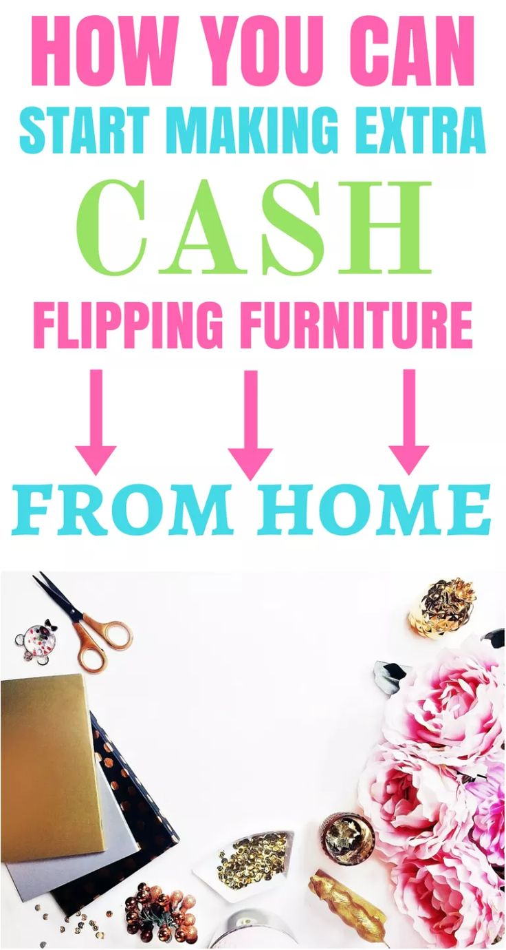Top Tips for Selling Flipped Furniture From Home – Furniture Re-do