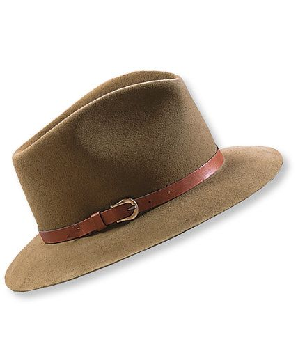 Only very handsome older men can wear this hat.