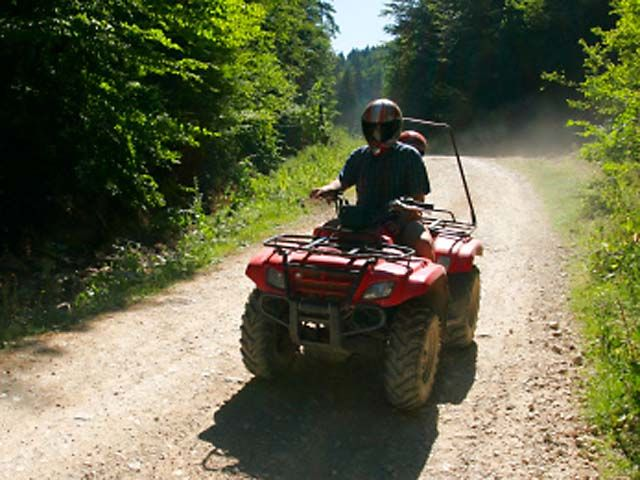 Rev Your Way Across Kentucky S Atv Trails Outdoors Adventure Off Roading O U T D R Pinterest Beach And Trail