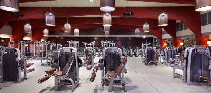 Clases de cycling en gimnasio Metropolitan Paraíso