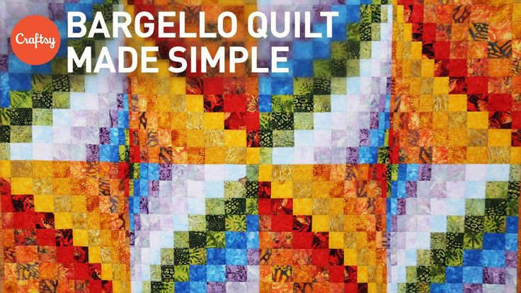 NEW! Bargello quilt project made simple | Quilting Tutorial with Angela ...