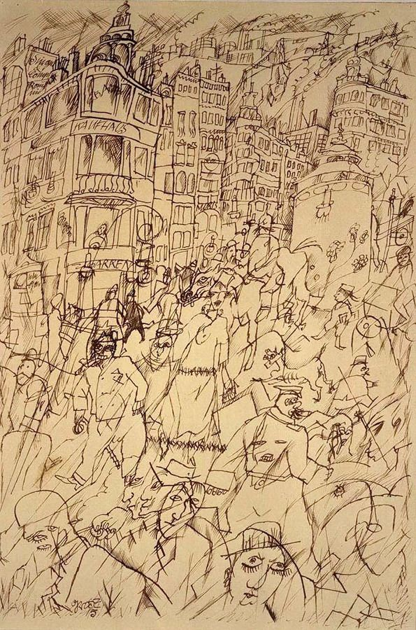 the art scab george grosz berlin Start studying dada learn vocabulary, terms, and more with flashcards, games, and other study tools search create log in sign up log in sign up 71 terms cochrmr0 dada study play dada george grosz - mocking nationalism.