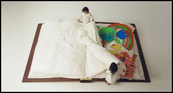 La classifica dei letti più strani e buffi per ispirare i sogni migliori