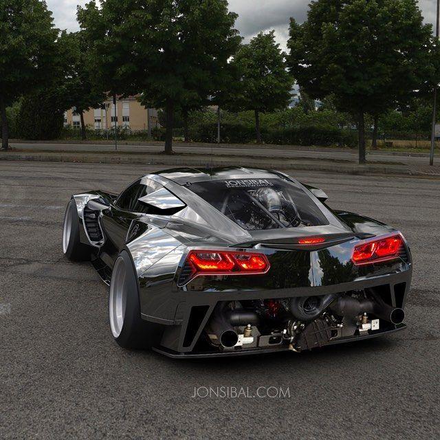 Corvette Mid engine                                                        …