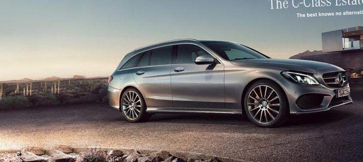 C-Class Estate (S205) Mercedes auto - http://autotras.com