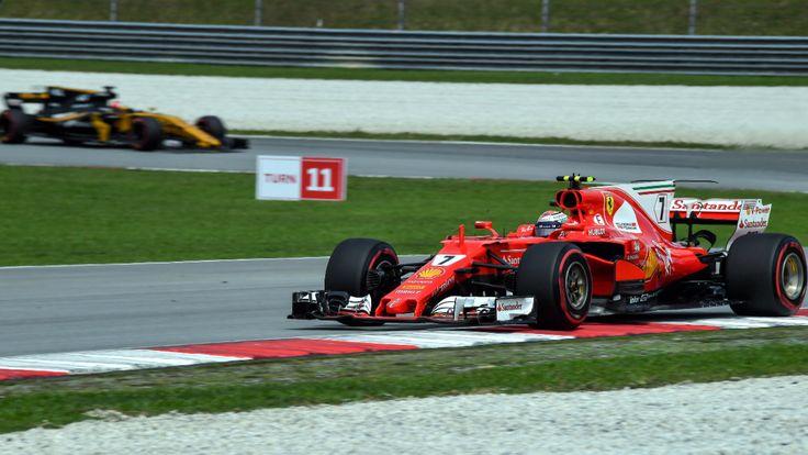 Qualifikation in Malaysia - Motor-Schock! Vettel startet von ganz hinten - Formel 1 - Bild.de
