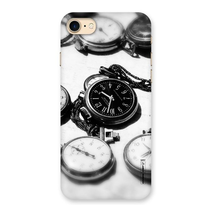 Clock Collection Back Case for iPhone 7 | Mobile Phone Covers & Cases in India Online at CoversCart.com