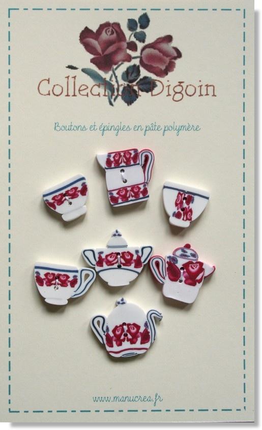 collection Digoin 2013