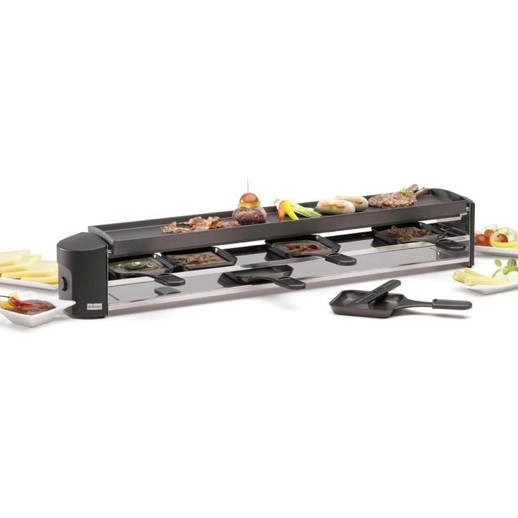 Cheeseboard SIX Raclette-Grill-Gerät