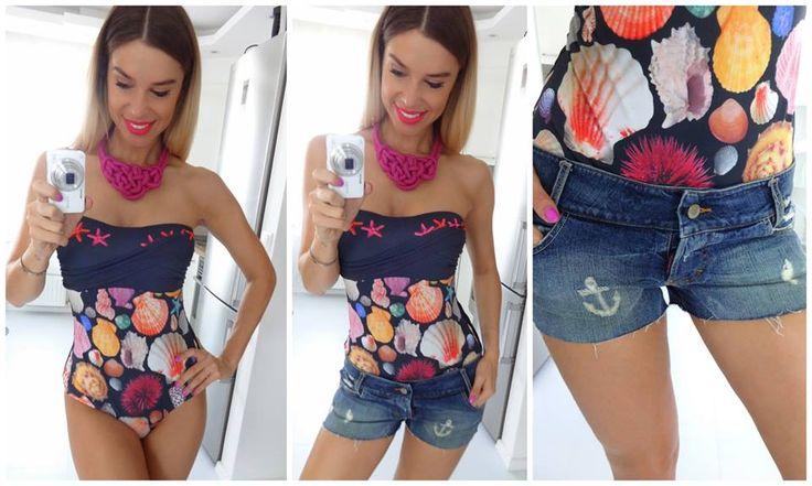 #woman #fashion #beach #summer #2015