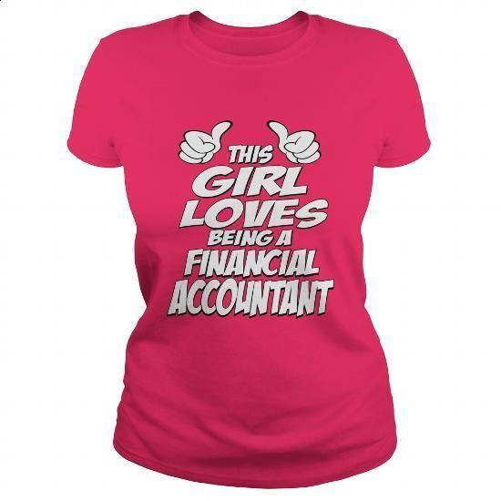 Being A Financial Accountant Shirt - #t shirt designs #champion sweatshirt…