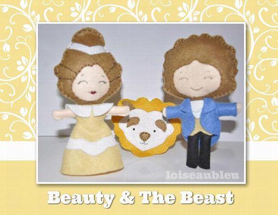 La Bella y la Bestia, Princesa, Walt Disney Princess, la belleza, hermosa muñeca de fietro, muñeca coleccionable, conjunto de muñecas Disney