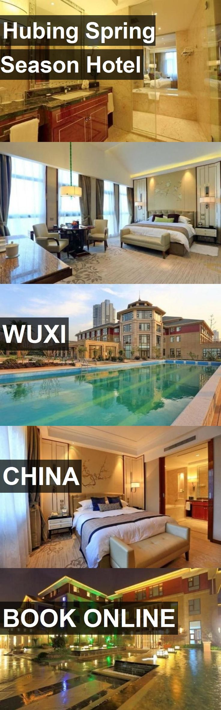 Hubing Spring Season Hotel in Wuxi, China. For more information, photos, reviews and best prices please follow the link. #China #Wuxi #travel #vacation #hotel