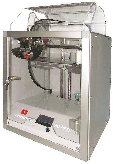 Stampante 3D Olivetti