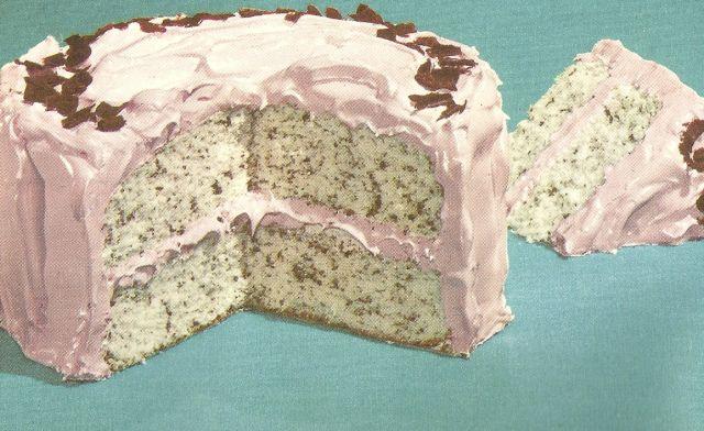 VINTAGE RECIPES: 1940S CAKE MIXRECIPES
