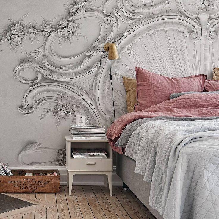 25 Best Fuschia Bedroom Trending Ideas On Pinterest: Wall Paper For Bedroom, Wallpaper For Home And