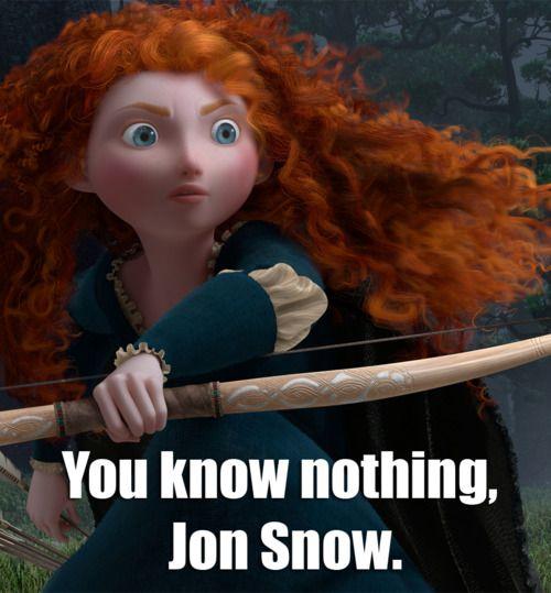 Ygritte. OMGYES: Heroes, Park, Games Of Thrones, Geeky Pleasures, John Snow, Geeky Boards, Disney, Jon Snow, Geeky Stuff