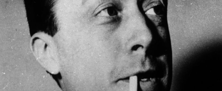Albert Camus Thought That Life Is Meaningless April 26, 1946: Nicola Chiaramonte Reviews 'The Stranger': Literature News, Nicola Chiaramonte, Meaningless April, Book Book Reviews, Camus Thought, Chiaramonte Reviews, Albert Camus, April 26