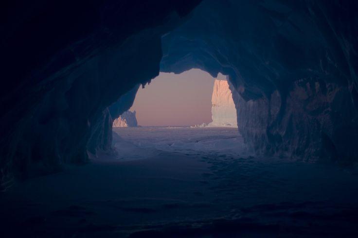 Forbidden but gorgeous: Inside the iceberg Antarctica July 16th 2011 [OC] [3008 x 2000] #reddit
