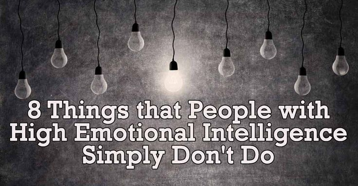 Emotional intelligence is one of those aspects of our personalities that often gets overlooked these days. The truth is, emotional intelligence is key to living the best life that you can.