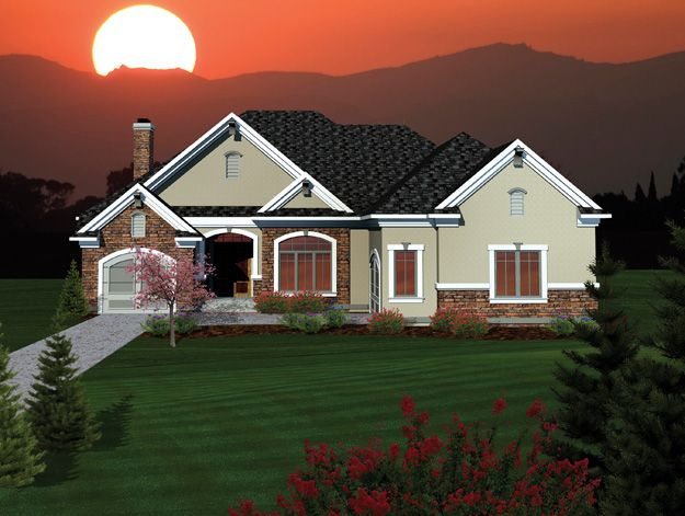 1000 images about Ranch Home Plans on Pinterest House plans