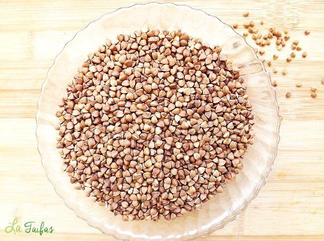 HRIȘCA este unul din puținele alimente care conține SELENIU și nu necesită preparare termică | La Taifas