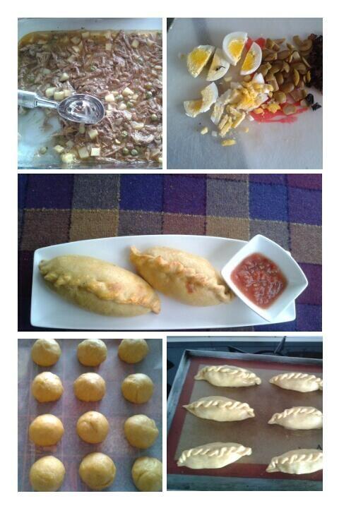 Empanadas Bolivianas SALTEÑAS
