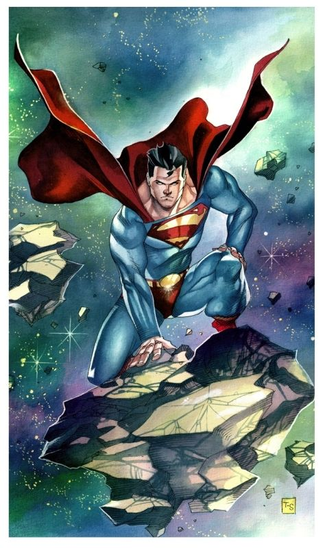 Awesome #Superman #Art