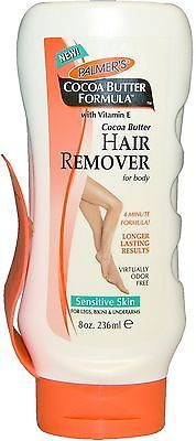 Hair Removal Creams and Sprays: Palmer S Cocoa Butter Formula Hair Remover For Body, Sensitive Skin 8 Oz (4Pk) -> BUY IT NOW ONLY: $31.3 on eBay!