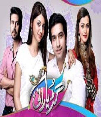 Gudiya Rani Episode 114 on Ary Digital 11 November 2015