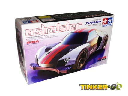 Mini 4wd Tamiya 18634 ASTRALSTER MSL chassis PRO - € 17,50