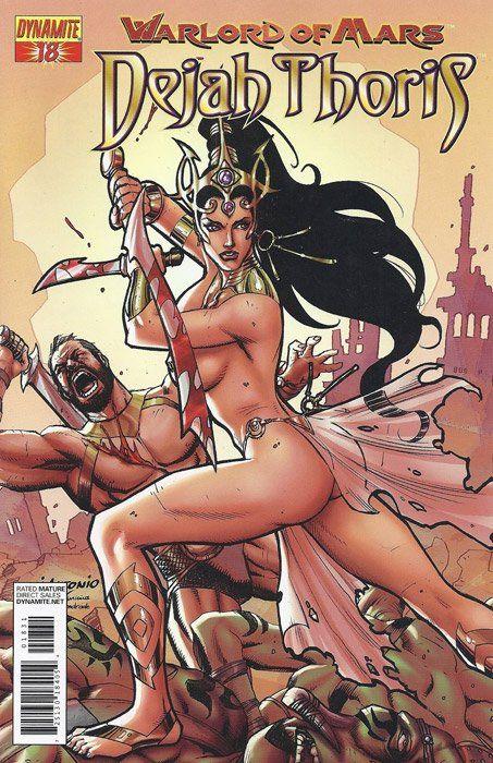 Scifi comic porn mars