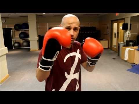 Southpaw Footwork - Step Through Like Pacquiao - YouTube